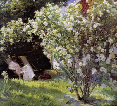 Peder-Severin-Kroyer-Havepartie-Med-Marie-